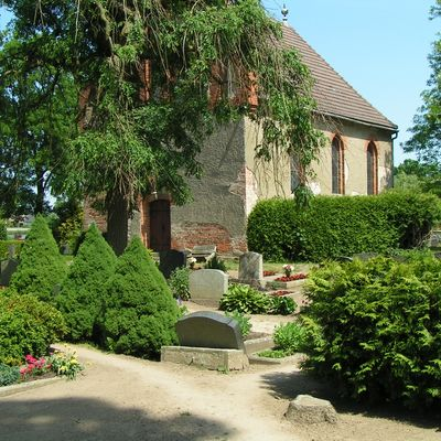 Grapzow - Friedhof
